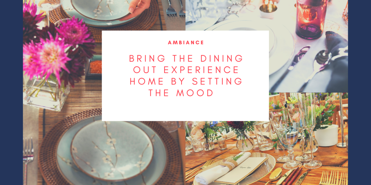 Stay at Home: Ambiance